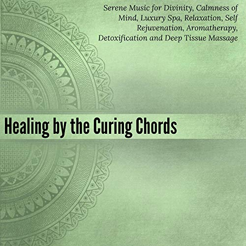 Healing By The Curing Chords (Serene Music For Divinity, Calmness Of Mind, Luxury Spa, Relaxation, Self Rejuvenation, Aromatherapy, Detoxification And Deep Tissue Massage) ()