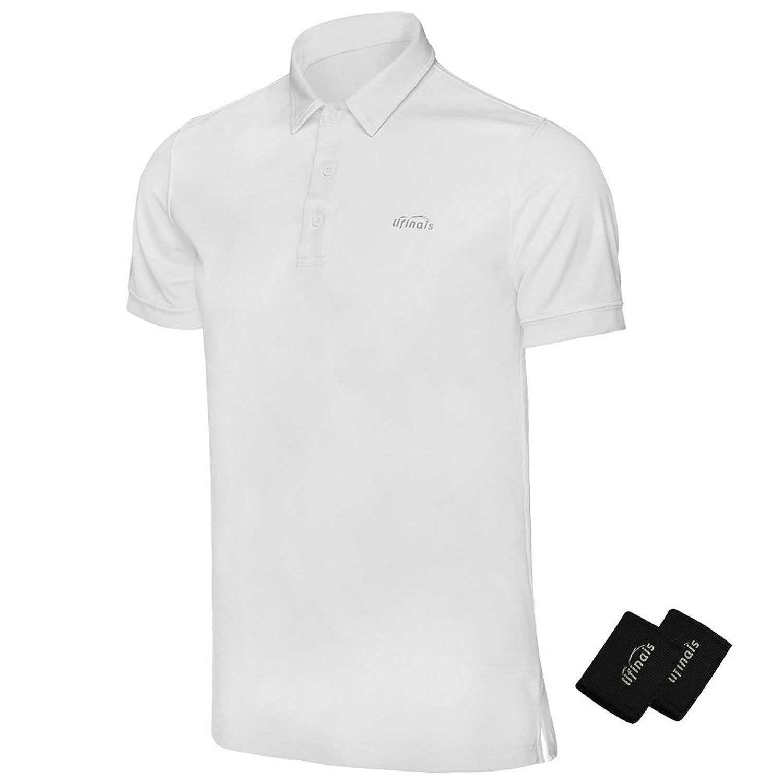 408b6bdb3 Online Cheap wholesale LIFINAIS Mens Polo Shirts Performance Golf Polo Tech  Dri-Fit Short Sleeve 2 1 Pack Shirts Suppliers