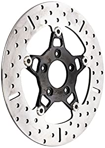 EBC Brakes FSD010BLK Black Chrome Full Floating Rotor