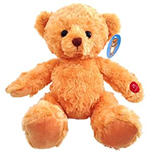 AnnoyingTeddy Best Birthday Gag Gift, Singing Teddy Bear, Sings an Annoying Happy Birthday Song for Up To 2 Hours, Funny Prank Gift for Men, Women & Kids, Great for 40th, 50th, 60th, 70th birthdays!