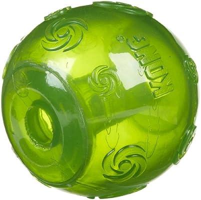 3 pelotas de juguete de tamaño mediano Kong Squeezz Squeaky para ...