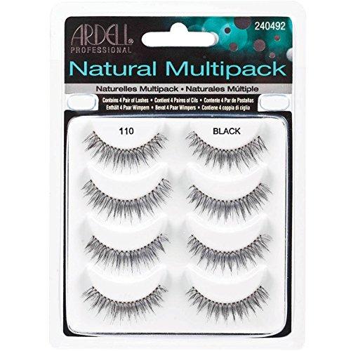Ardell naturelles Multipack faux cils (110/noir)
