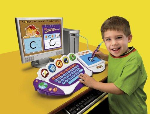 Fisher Price Fun 2 Learn Computer Cool School