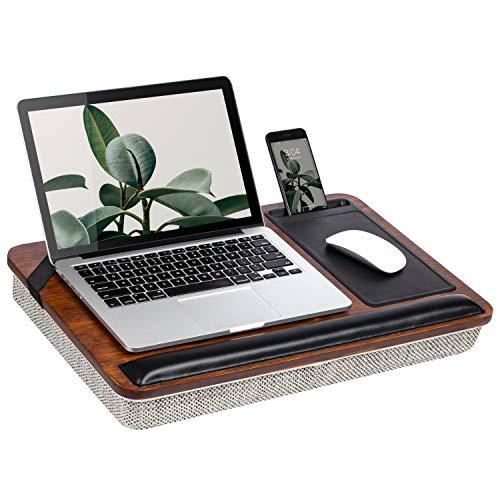 8% off a premium bamboo lap desk