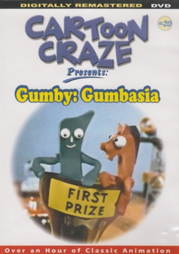 gumby video games