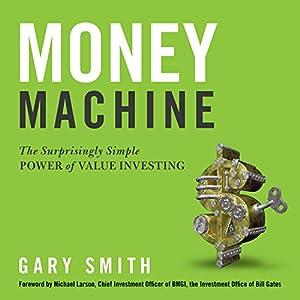 Money Machine Audiobook
