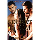 Menage Romance: Secret Room (Spies Love Triangle New Adult College Threesome Romance) (MMF Bisexual Inspirational Short Stories)