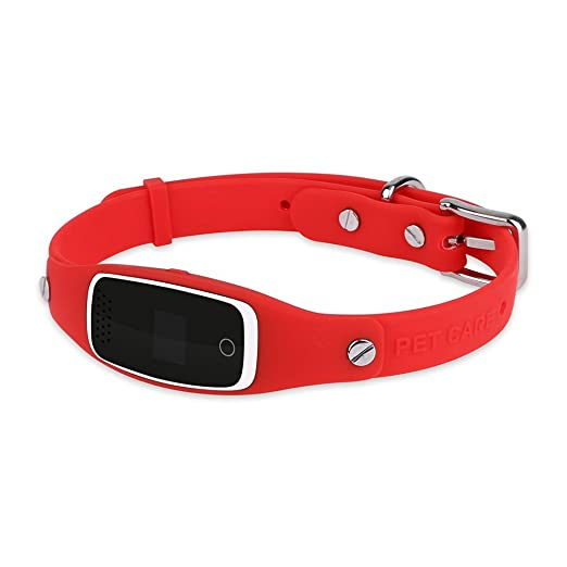 Amazon.com : LEEPRA Pet GPS Tracker Collar S1 GPS+LBS+WiFi ...