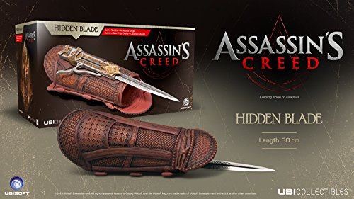 Ubisoft Assassin's Creed Movie Hidden Blade Costume - Official Assassin's Creed Costume