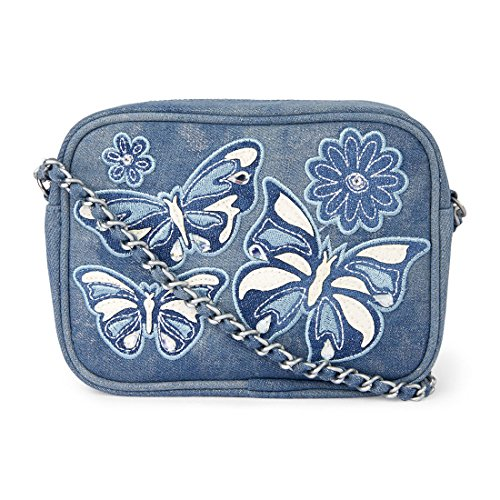 The Children's Place Girl's Purse, faded denim, NO (Childrens Place Girls Flower)
