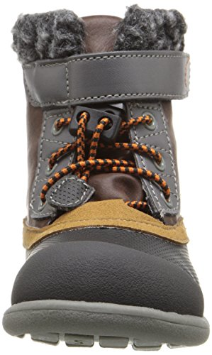 Pictures of See Kai Run Kids' Jack WP Hiking Boot Brown/Black 5T M US Boy 6