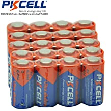20x PKCELL 6V 4LR44 4A76 28A Alkaline Battery For Dog Training Collars