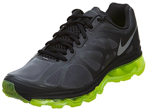 cheap for discount 26852 ea219 Nike Air Max 2012 Black Volt Mens Running Shoes 360 487982-017 - Buy Online  in Kuwait.   Shoes Products in Kuwait - See Prices, Reviews and Free  Delivery in ...