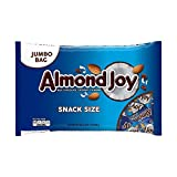 ALMOND JOY, Chocolate Coconut Candy Bar, Snack Size, 20.1 Ounce For Sale
