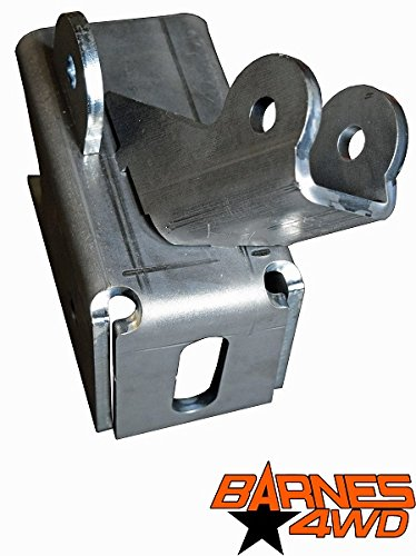 rear shock relocation brackets - 9