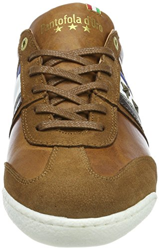Pantofola d'Oro Men's Imola Uomo Low Trainers Brown (Tortoiseshell) in China cheap price Inexpensive cheap online discount pay with visa sale online store DTjH3Qsd