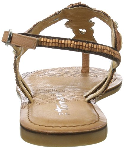Flops 28156 Brown Women''s Tamaris 900 bronce Flip Cwtaxq