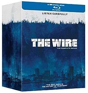 Wire. The - Complete [Edizione: Regno Unito] [Italia] [Blu-ray]
