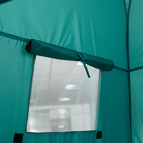 Generic O-8-O-0885-O oom Gre Tent Camping Camping Toilet Changing nging T Portable Pop g Toile Room Green shing & UP Fishing & Bathing HX-US5-16Mar28-3021 by Generic (Image #8)