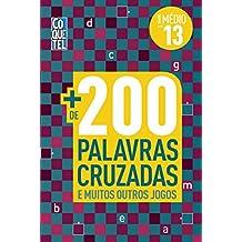 Mais de 200 Palavras Cruzadas - Nível Médio