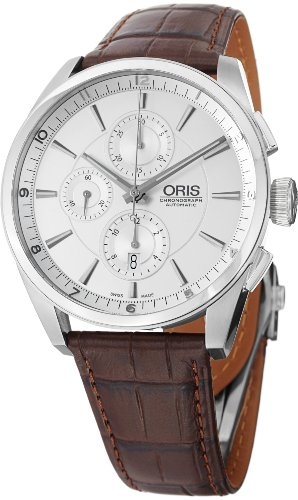 Oris-Mens-67476444051LS-Artix-Analog-Display-Swiss-Automatic-Brown-Watch