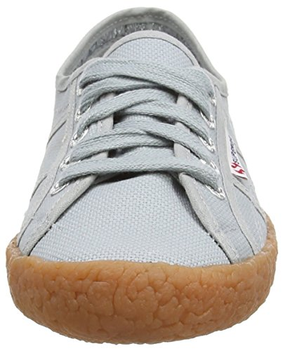 Cotu Naked Da Grigio Superga hellgrau 2750 Top Donna Low Sneakers 4xEnYfYwq5