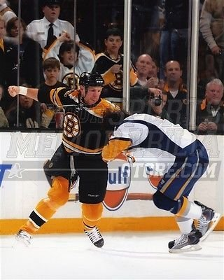 Shawn Thornton Boston Bruins fight rag dolls Sabres player 8x10 11x14 16x20 2083 - Size 8x10