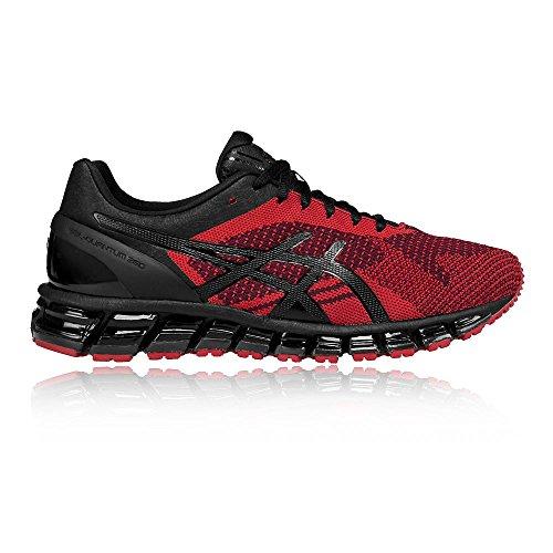 pour Quantum Rouge Knit Entra Course Route sur 360 Homme Noir Gel de nement Chaussures Asics 50nqw6Tgxn