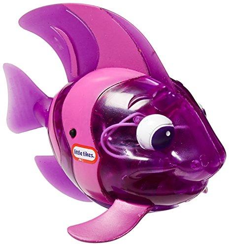 Little Tikes Bath (Little Tikes Sparkle Bay Flicker Fish Water Toy - Angel Fish)