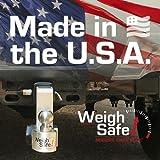 """Weigh Safe Drop 180 Hitch w/ 2"""" Shank/Shaft"""