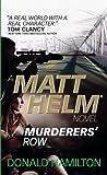 Matt Helm - Murderer's Row, Donald Hamilton, 0857683403