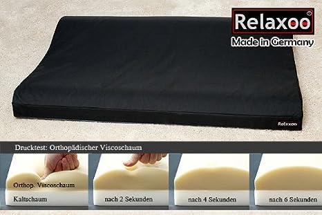 Perros Salud cama rela Xoo orthobelle máxima de 120 x 80 x 7 - 13 cm: Amazon.es: Productos para mascotas