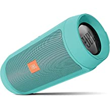 JBL Charge2+ Portable Bluetooth Speaker, Teal