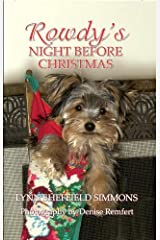 Rowdy's Night Before Christmas Hardcover