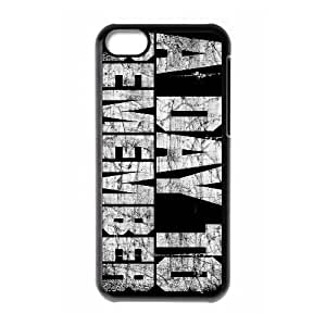 Rock Band ADTR A Day To Remember iPhone 5c Cell Phone Case Black xlb-118635