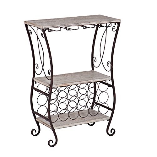 Arcino Wine Storage Table (Wine Tables compare prices)