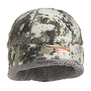Sitka Gear Insulated Fanatic WindStopper Beanie Optifade Elevated II One Size Fits All