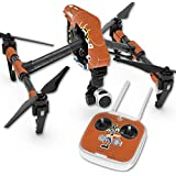 Skin For DJI Inspire 1 Quadcopter Drone – Kickflip | MightySkins Protective, Durable, and Unique Vinyl Decal wrap cover | Easy To Apply, Remove, and Change Styles | Made in the USA