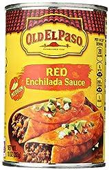 Old El Paso Enchilada Sauce, Medium, Red...
