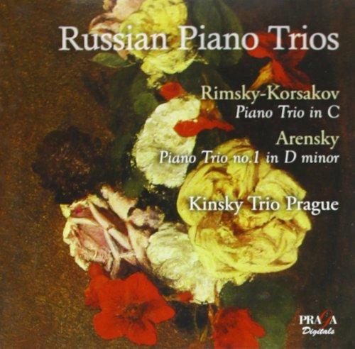 Rimsky-Korsakov: Piano Trio in C; Arensky: Piano Trio No.1