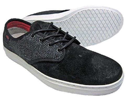 Vans Hommes Ludlow Chaussures Classiques Baskets (12 D (m) Nous, (tweed) Noir / Fumée)