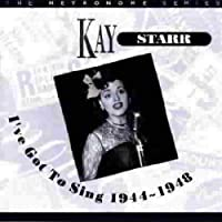 I've Got to Sing 1944-1948: The Metronome Series