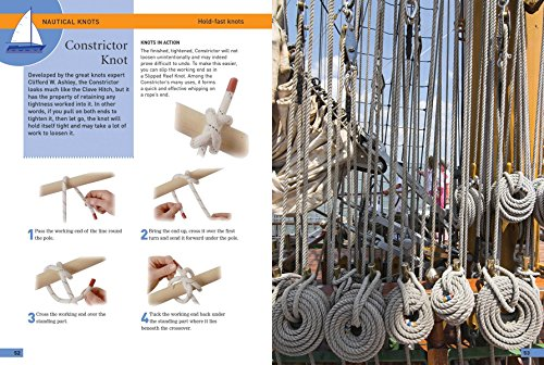 Knots A Folding Pocket Guide to Purposeful Knots Pocket Tutor Series
