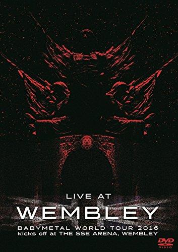 BABYMETAL / 「LIVE AT WEMBLEY ARENA」BABYMETAL WORLD TOUR 2016 kicks off at THE SSE ARENA WEMBLEY(2016.4.2)