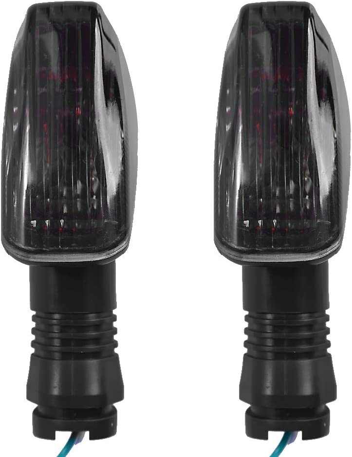 Front Rear Turn Signal Indicator Lamp Replacement for Kawasaki KLR650 NINJA ZX-6R KLE500