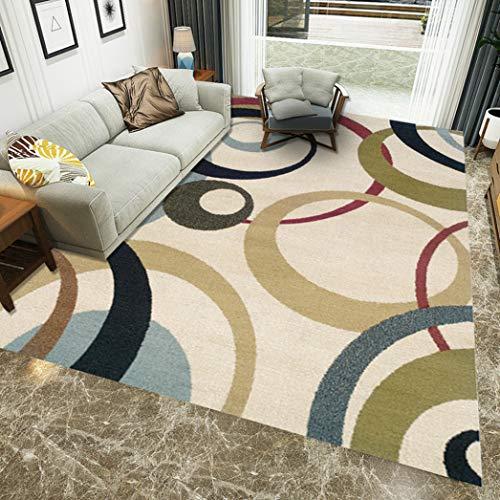 Geometric Living Room Area Rugs 3D Rug Rectangular Carpets Children Bedroom Mats Outdoor Indoor Home Decor Runners 4.5' X 6.5' (Area Rugs Okc)