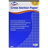 Alvin Paper Graph Paper Pad (1422-7)