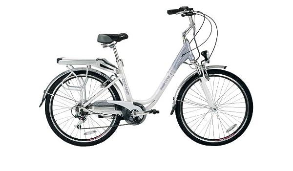 TUCANO Martina - Bicicleta eléctrica deportiva (Motor 250W - 36V ...