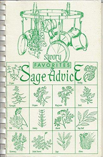 Savory Favorites and Sage Advice (Volume (Nigella Storage)