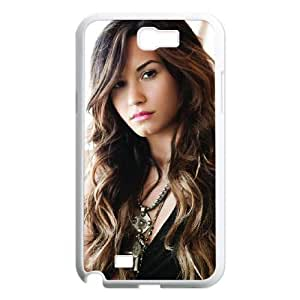 Samsung Galaxy Note 2 N7100 phone cases White Demi Lovato Phone cover PQS5156923